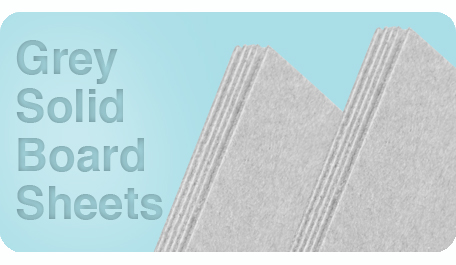 Grey Solid Board Sheets